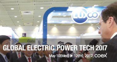 Международная выставка энергетики 2017 (Global Electric Power Tech)