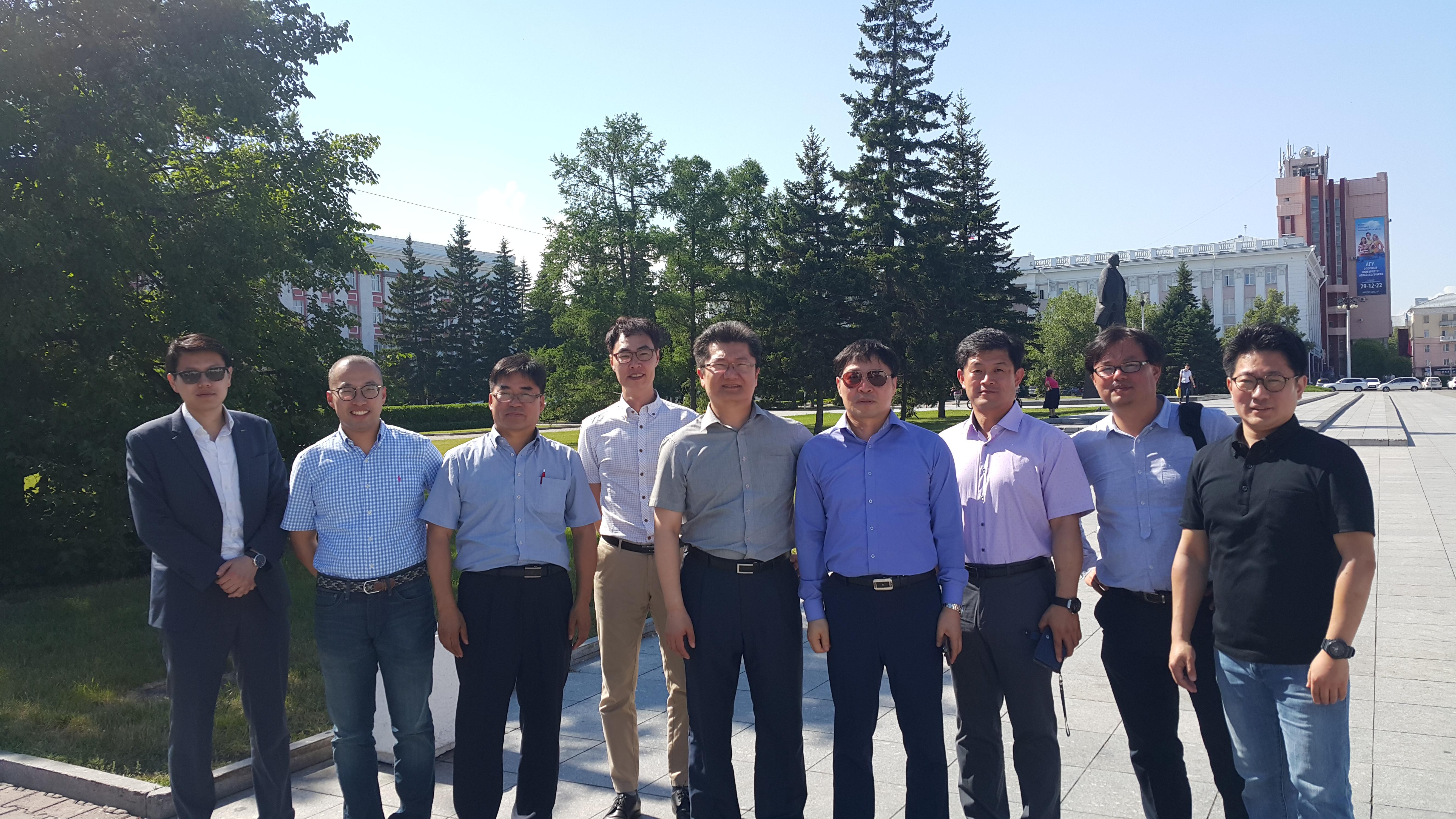 Корейские агротехнологии на Алтае
