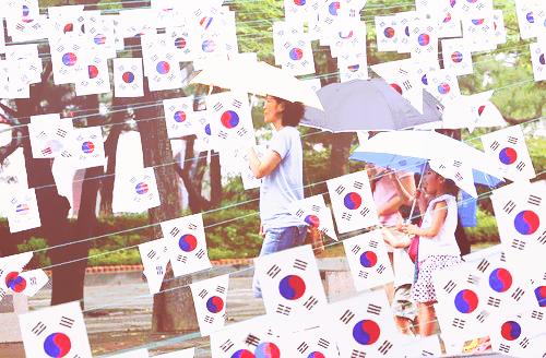 День освобождения Кореи 광복절 (15 августа 2017 г.)