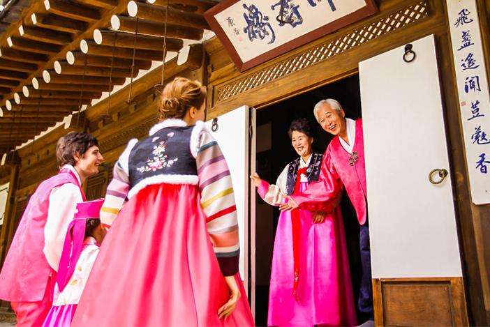 День основания государства в Южной Корее  개천절 (3 октября)