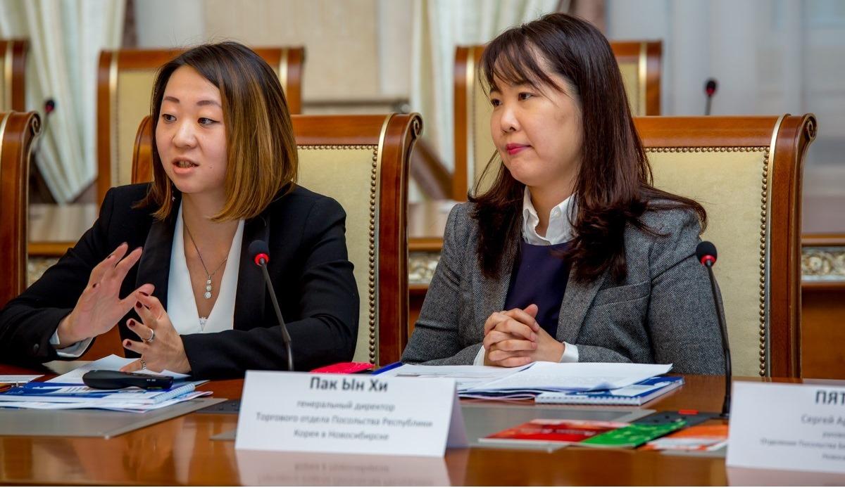 Генеральный директор KOTRA в г. Новосибирске приняла участие в пленарном заседании Дней участников ВЭД Новосибирской области