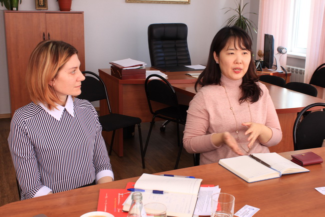 В Кузбасской ТПП обсудили возможности сотрудничества с Южной Кореей