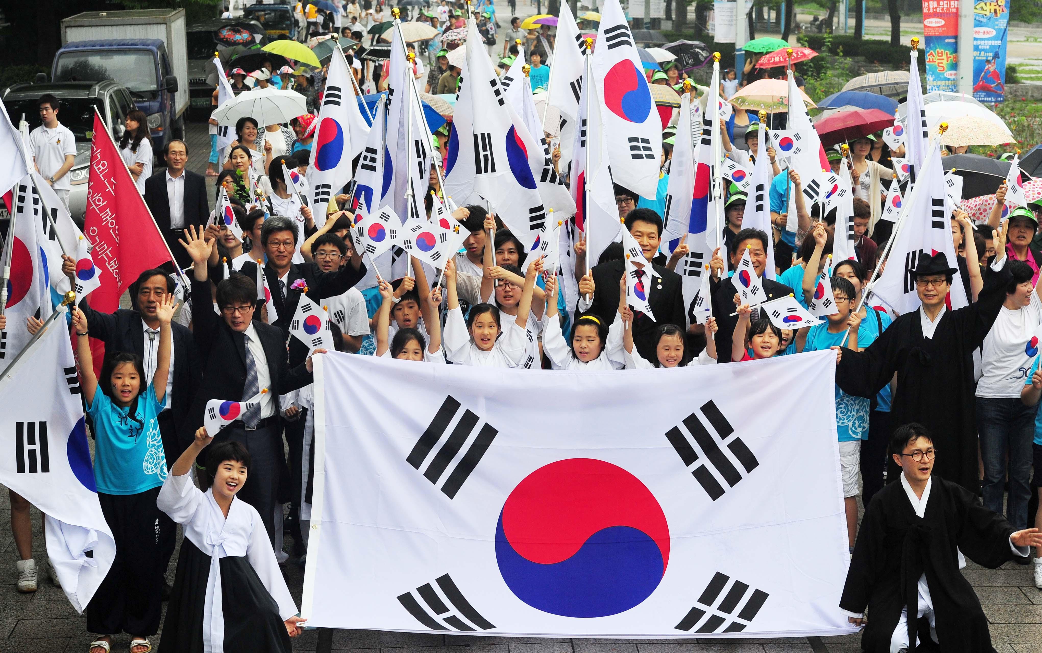 День движения за независимость (삼일절, Самильджоль)
