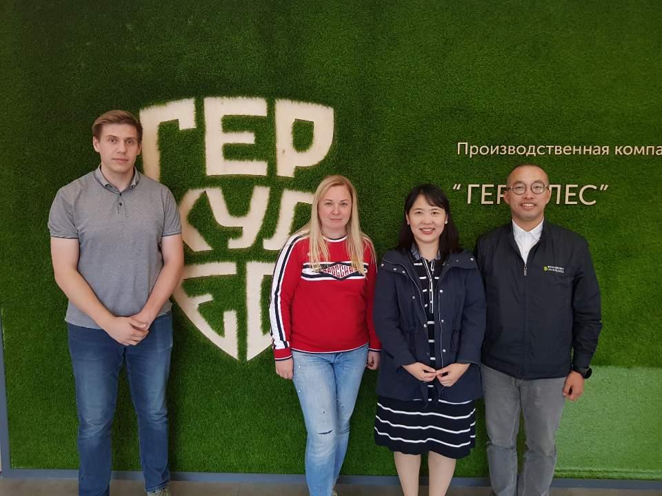 Алтайский край выбирает высокоточное оборудование для сортировки зерна Daewon GSI